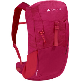 VAUDE Skomer 16 Backpack Damen crimson red